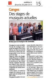 EMAC Journal Midi Libre 28072019